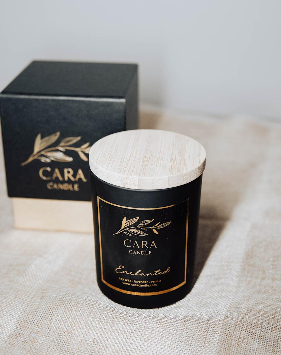 Cara candle. (PHOTO: Etsy Singapore)