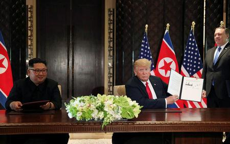 Korea Constructs New Missiles While Trump Claims Denuclearization Success