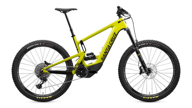 Best Electric Bike: Santa Cruz Heckler