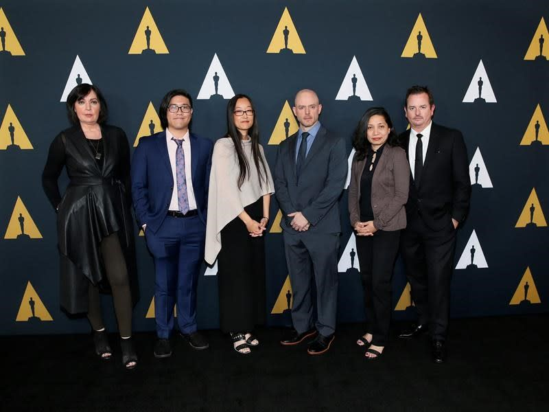 Screenwriters honoured with film academy's Nicholl award