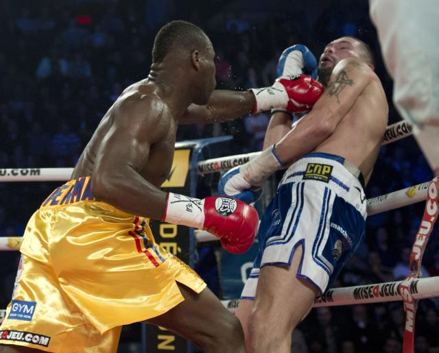 Why boxer Adonis Stevenson is handling his career all wrong