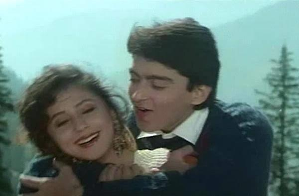 Unfortunately, that was the only time the actor succeeded in captivating his audience. Years later he was cast as the leading man in <em>Aa Gale Lag Jaa</em>. Director Hamid Ali Khan had cast him opposite Urmila Matondkar, who had played his half-sister in her younger days in <em>Masoom</em>. But the romantic debut didn't promise a bright career for him as an adult.