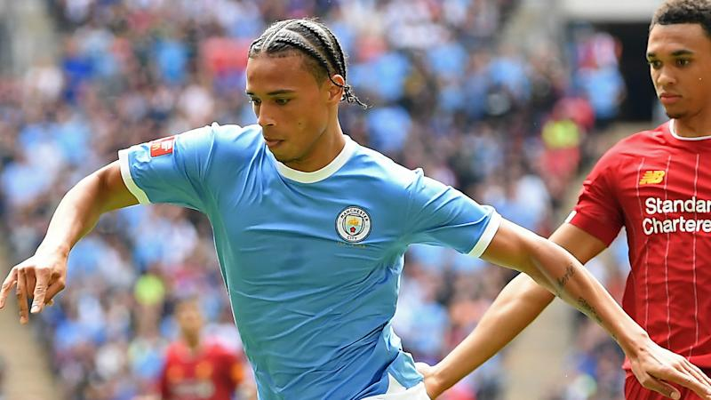 Sane steps up recovery but Guardiola can't guarantee he will stay at Man City in January