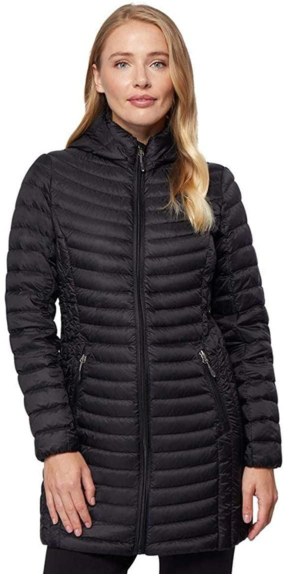 <p>The <span>32 Degrees Light Packable Long Jacket</span> ($50) is lightweight and perfect for layering.</p>