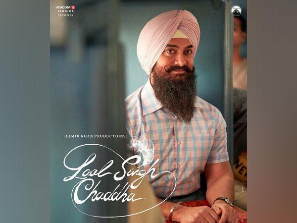 Poster of 'Laal Singh Chaddha' (Image source: Instagram)