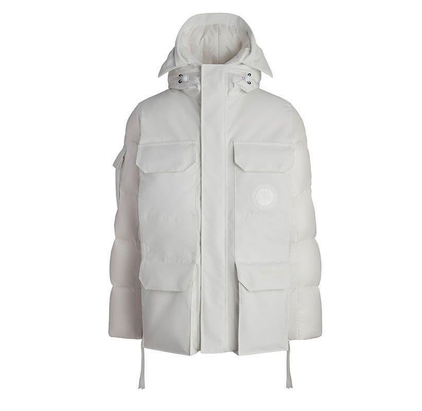 "<p><strong>Cananda Goose</strong></p><p>canadagoose.com</p><p><strong>$1850.00</strong></p><p><a href=""https://go.redirectingat.com?id=74968X1596630&url=https%3A%2F%2Fwww.canadagoose.com%2Fus%2Fen%2Fthe-standard-expedition-parka-for-men-4660MSMU.html&sref=https%3A%2F%2Fwww.esquire.com%2Fstyle%2Fmens-fashion%2Fg35230094%2Fbest-new-menswear-january-16-2021%2F"" rel=""nofollow noopener"" target=""_blank"" data-ylk=""slk:Buy"" class=""link rapid-noclick-resp"">Buy</a></p><p>Nothing standard about it. </p>"