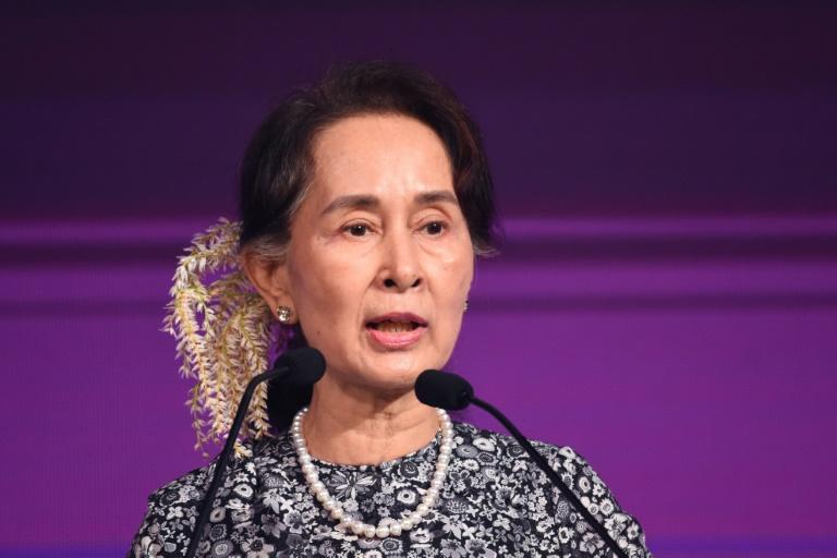Amnesty Strips Myanmar's Aung San Suu Kyi Of Human Rights Award