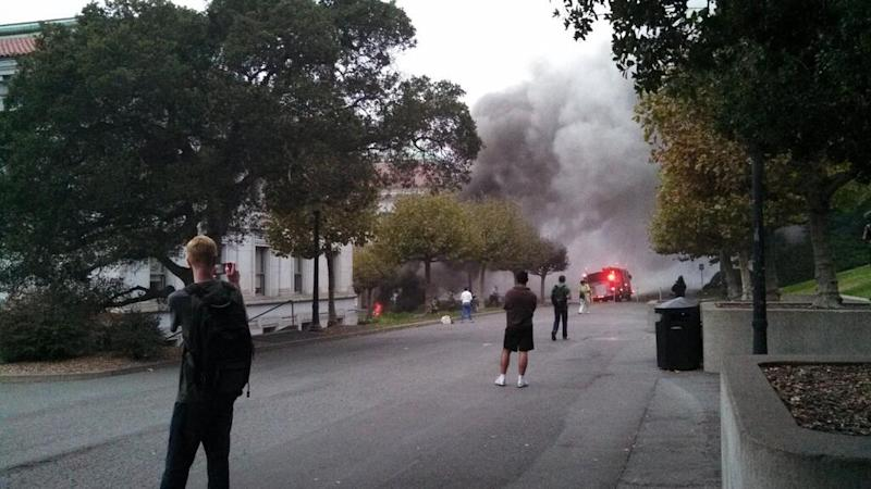 Power restored at UC Berkeley after explosion
