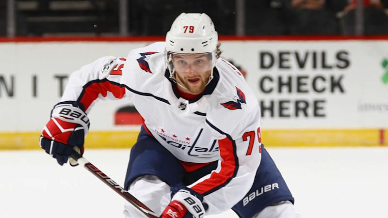 Nathan Walker will become first Australian to play in NHL, Caps announce
