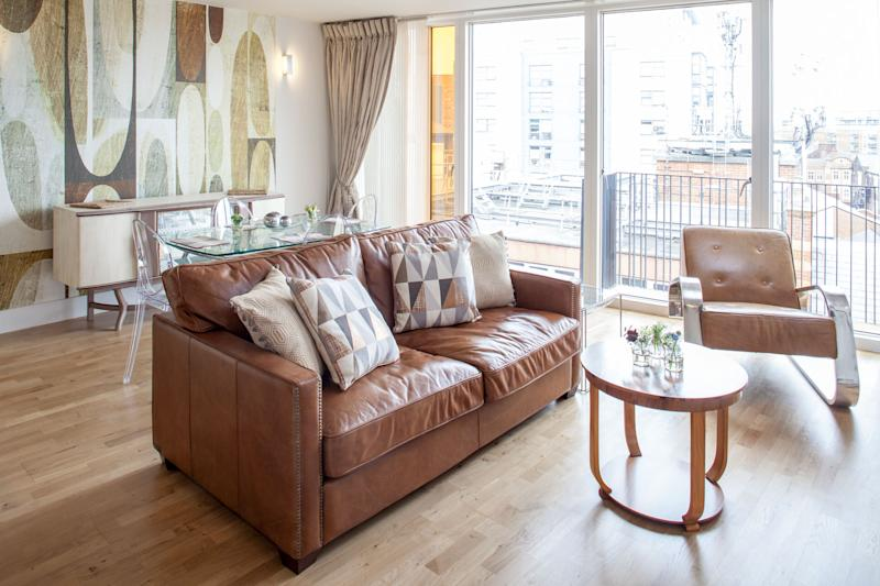 Spacious and located in the trendy Devonshire Quarter, the Sinclair Apartments are ideal for families and groups [Photo: Sinclair Apartments]