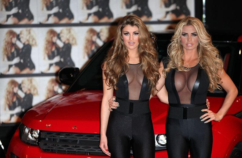 Clearly sensing that one Katie Price wasn't enough, she launched 'Signed', a reality series to launch a new protege, which introduced the world to Amy Willerton.
