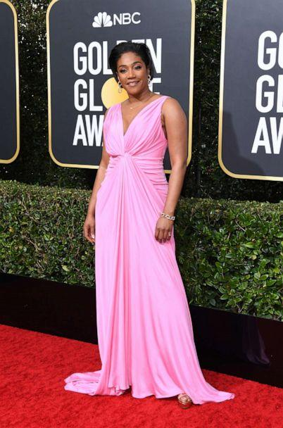 PHOTO: Tiffany Haddish attends the 77th Annual Golden Globe Awards at The Beverly Hilton Hotel on Jan. 05, 2020, in Beverly Hills, Calif. (Jon Kopaloff/Getty Images)