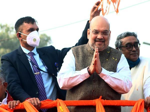 Union Home Minister Amit Shah (Photo ANI)