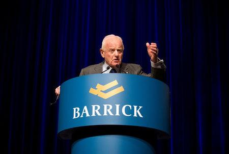 Stock Bounced Back : Barrick Gold Corporation (NYSE:ABX)