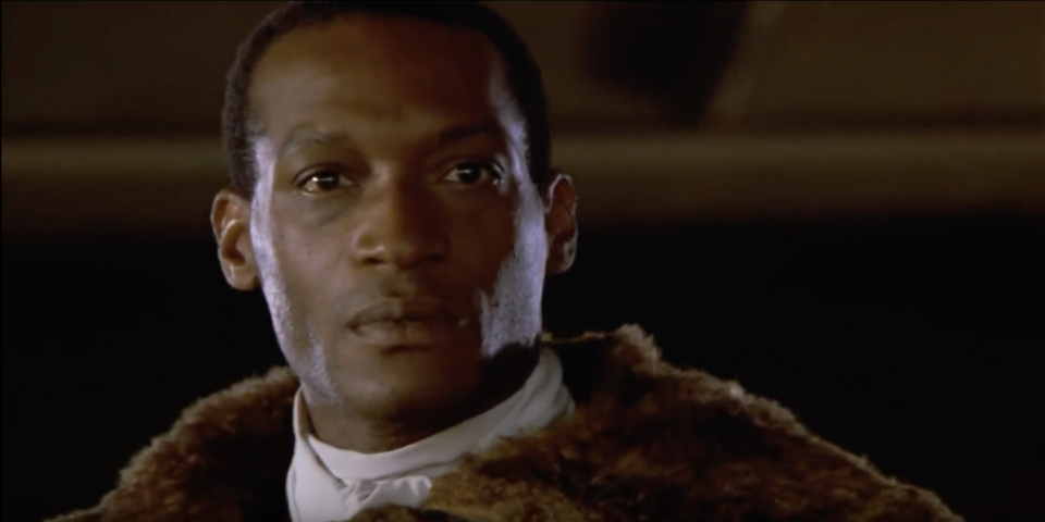 Tony Todd will reprise his role as The Candyman in the 2020 sequel (Image by Tristar Pictures)