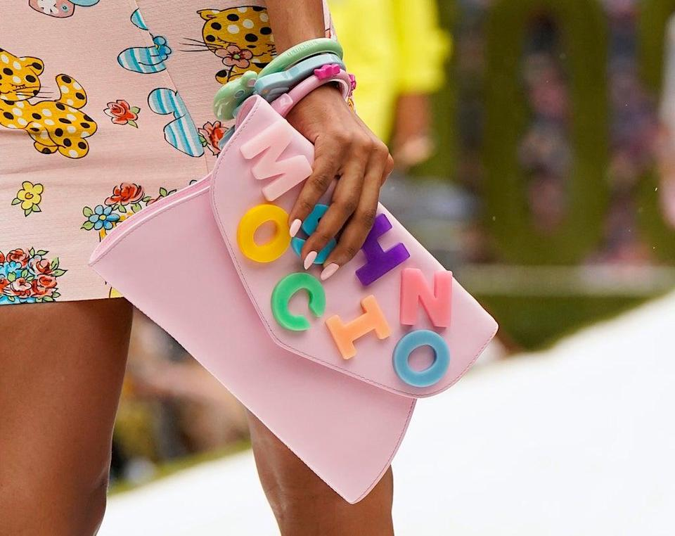 (Getty Images for Moschino SS22 s)