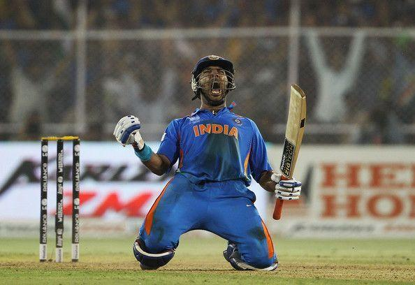 Yuvraj Singh has contributed immensely to some of Indian cricket's greatest moments
