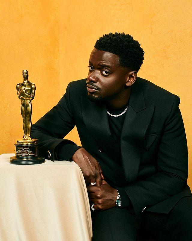 """<p>The actor easily had the most <a href=""""https://people.com/movies/daniel-kaluuya-says-mom-not-be-happy-joke-about-sex-life-oscars-2021-speech/"""" rel=""""nofollow noopener"""" target=""""_blank"""" data-ylk=""""slk:memorable speech"""" class=""""link rapid-noclick-resp"""">memorable speech</a> while accepting his award for one of the top honors of the night: Best Supporting Actor for J<em>udas and the Black Messiah</em>.</p>"""