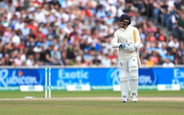 England's Jason Roy has struggled both as an opener and in the middle order - PA