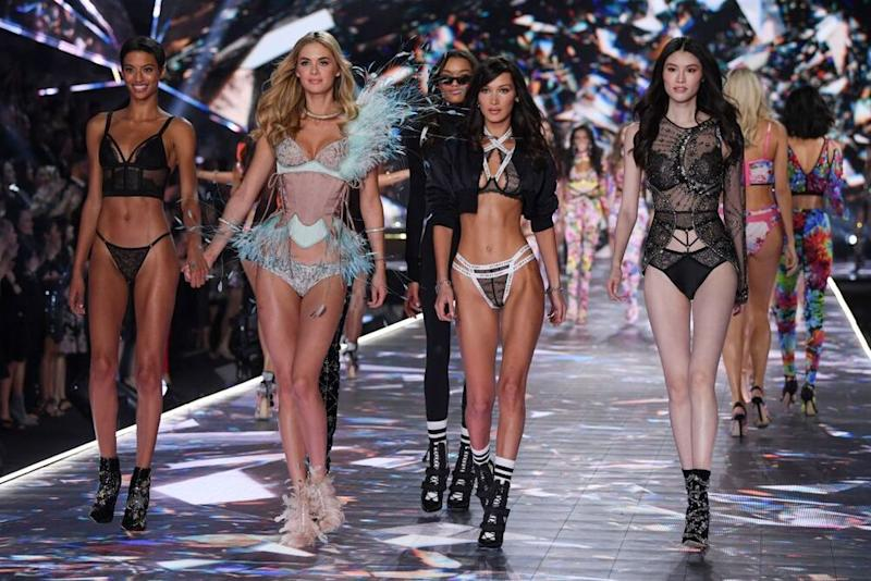 2018 Victoria's Secret Fashion Show | David Fisher/Shutterstock