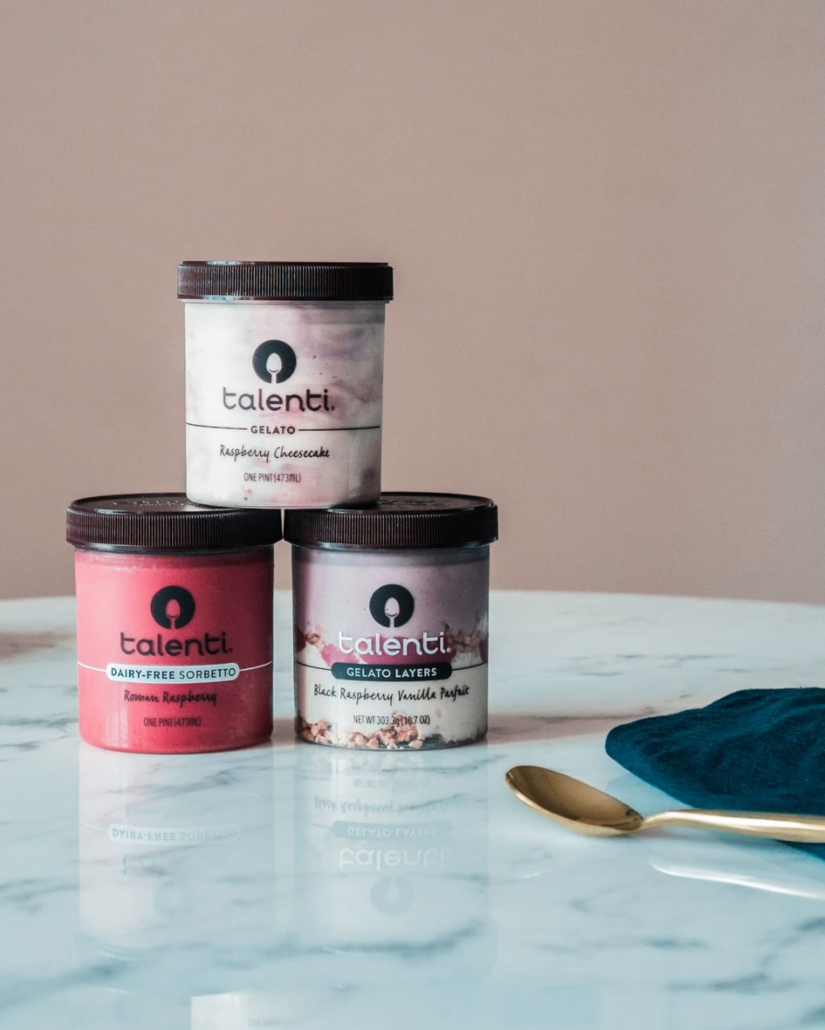 """<p>Even though gelato is a snack usually from European lineage, <a href=""""https://www.delish.com/food/g22822526/best-talenti-gelato-flavors/"""" rel=""""nofollow noopener"""" target=""""_blank"""" data-ylk=""""slk:Talenti"""" class=""""link rapid-noclick-resp"""">Talenti</a> was created in Argentina in the '90s. Either way, we're thankful for the delicious comfort food we all know today. </p>"""