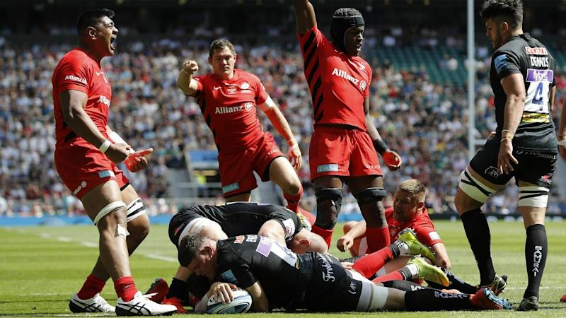 Britain Rugby Union Final