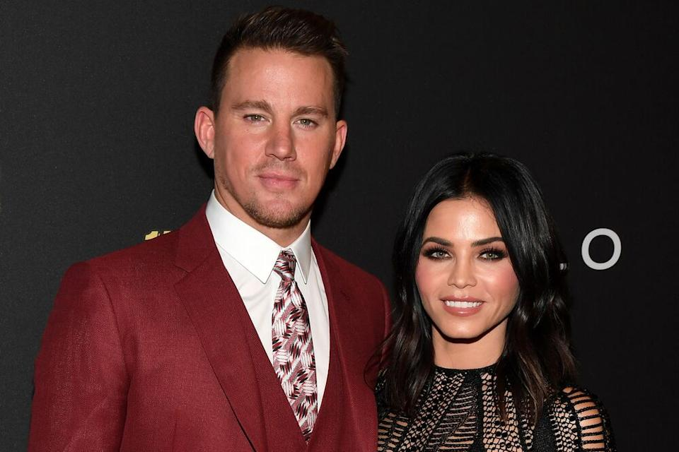 Channing and Jenna | Ethan Miller/Getty
