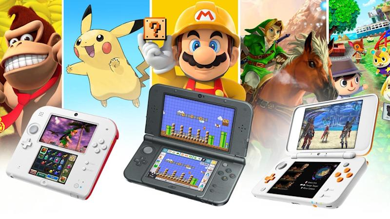 Nintendo discontinues 3DS console