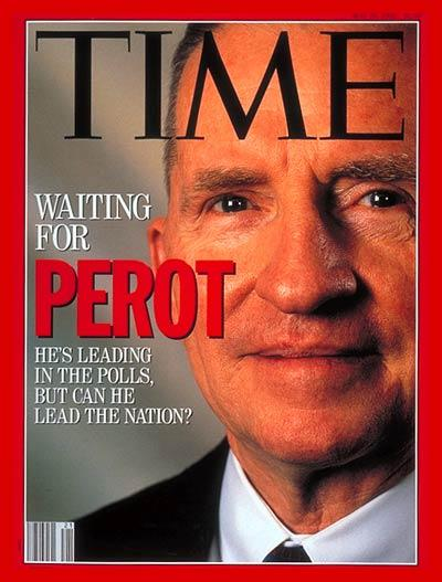 The May 25, 1992, issue of TIME. | Harry Benson