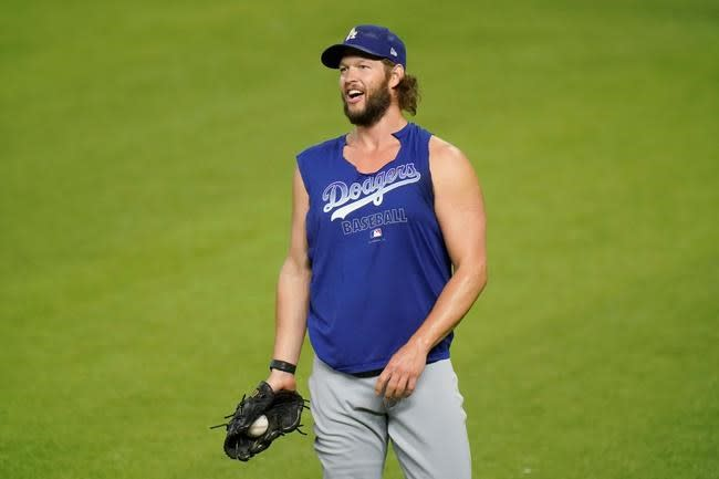 Dodgers' Kershaw 'likely possibility' to start NLCS Game 4