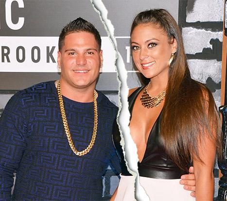 "Jersey Shore's Ronnie Ortiz-Magro and Sammi ""Sweetheart"" Giancola Split for Good: Breakup Details"