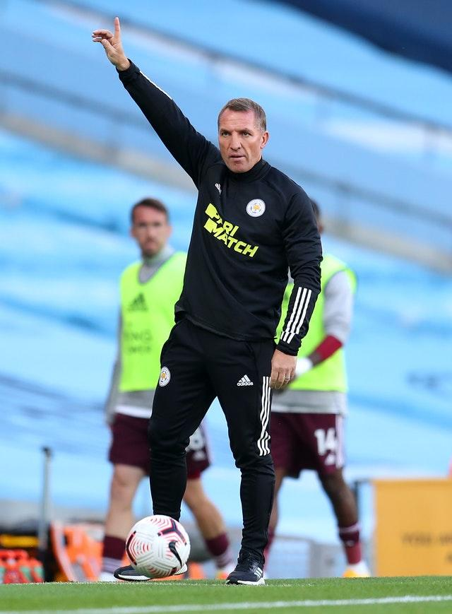 Brendan Rodgers hopes to add to his Leicester squad in the next week