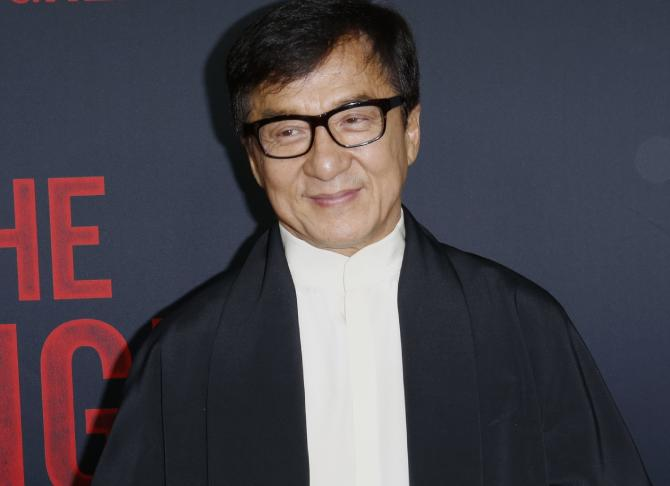 Jackie chan (AP Photo, Willy Sanjuan, Gtres)