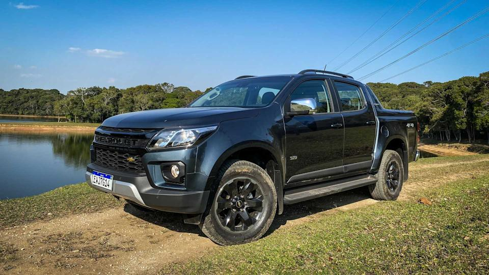 Chevrolet S10 High Country 2021 (Teste)