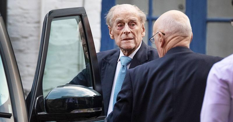 Prince Philip, 98, Released from London Hospital Ahead of Christmas with the Queen