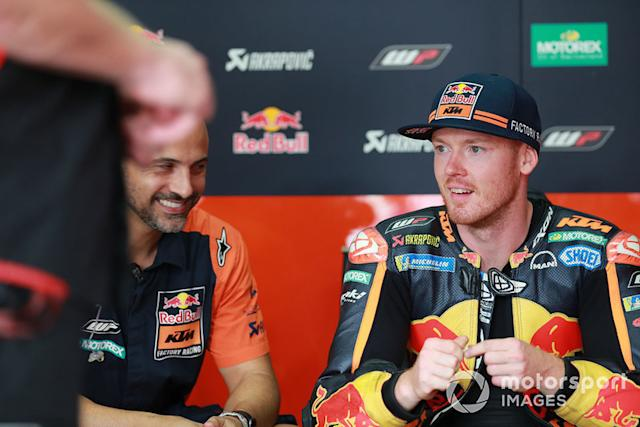 """Bradley Smith (2018) <span class=""""copyright"""">Gold and Goose / Motorsport Images</span>"""