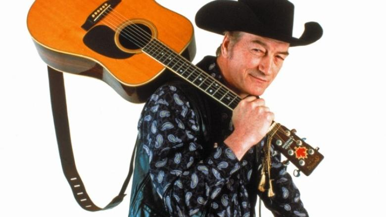 Stompin' Tom Connors, the 'rebel': Legend's music and image to get reboot