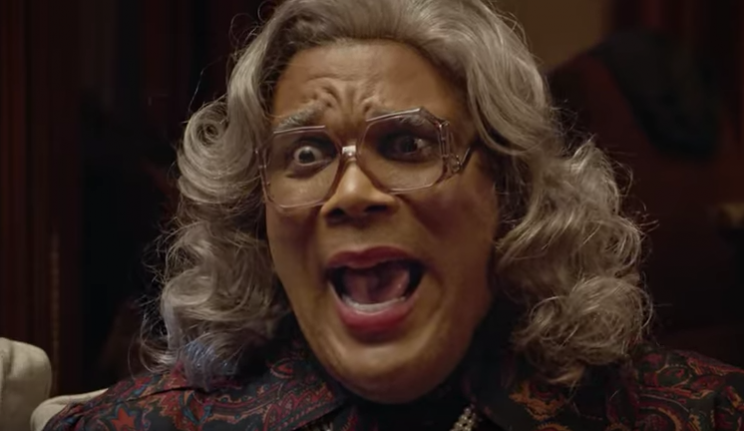 boo a madea halloween review for fans only