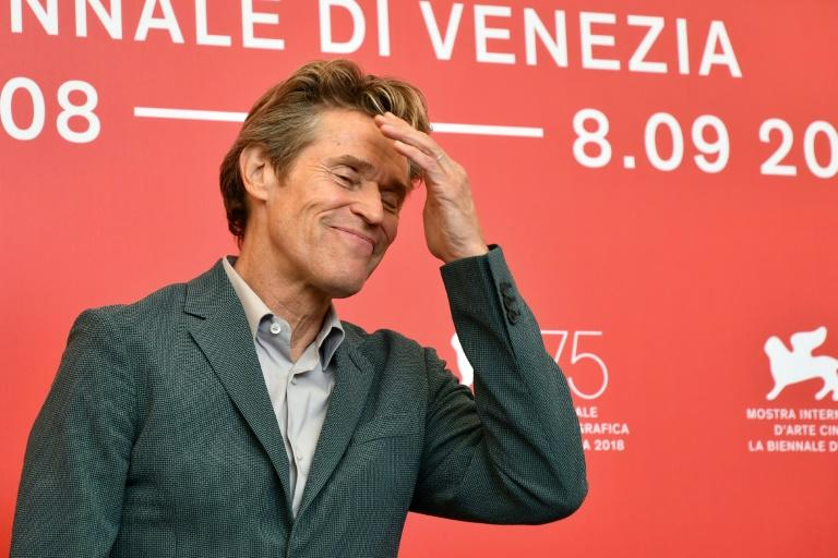 """Actor Willem Dafoe who plays Vincent Van Gogh in """"At Eternity's Gate""""  looked uncannily like the artist in the film, and is already tipped for the best actor prize at the Venice film festival"""