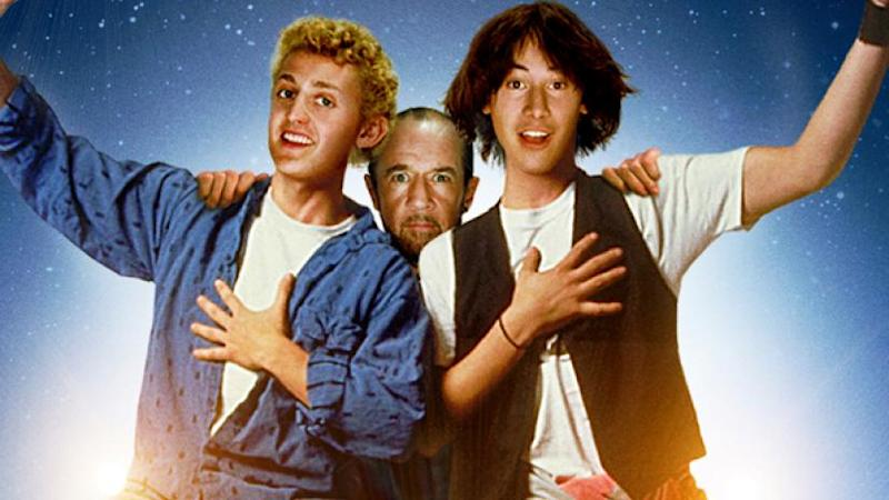 Alex Winter and Keanu Reeves are set to reprise their titles roles in 'Bill and Ted Face the Music'.