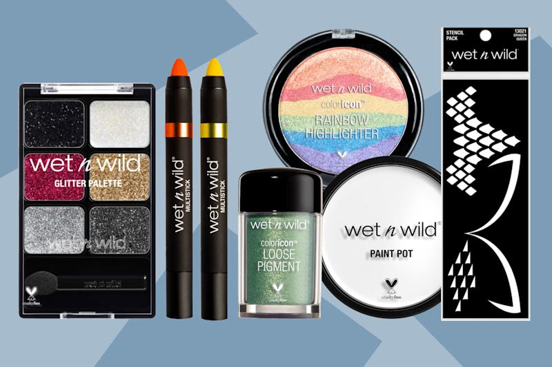 Wet n Wild's Fantasy Makers Makeup Collection Features 80 New Products for Halloween