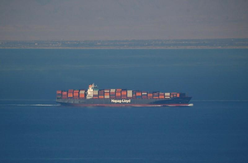 Container shipping firms brace for coronavirus hit to trade