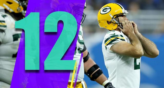 <p>Mason Crosby had missed one field goal before Sunday's four-miss debacle. That's as many misses as he had in four of the last five seasons. (Mason Crosby) </p>
