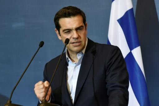 'Greece has turned page,' Tsipras tweets after Luxembourg deal