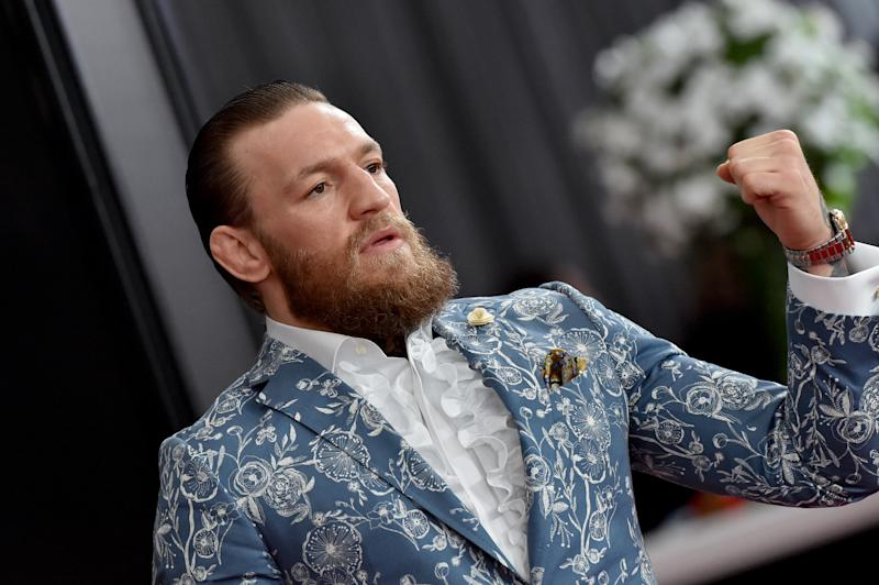 Coronavirus: Conor McGregor wants Irish military to enforce lockdown