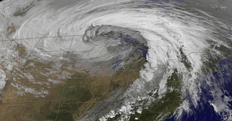 As billion-dollar natural disasters rise in the US, these states are