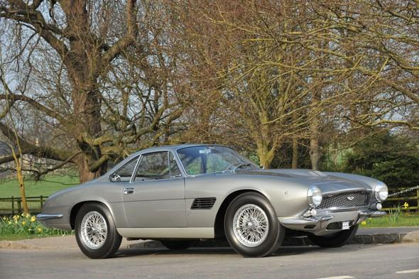 Rare Aston Martin could fetch up to £3.8million at auction
