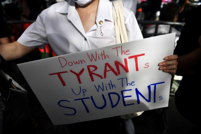 Thailand has seen near-daily gatherings from youth-led groups since mid-July demanding the resignation of Prayut, the former army chief behind the 2014 coup, and a complete overhaul of his administration