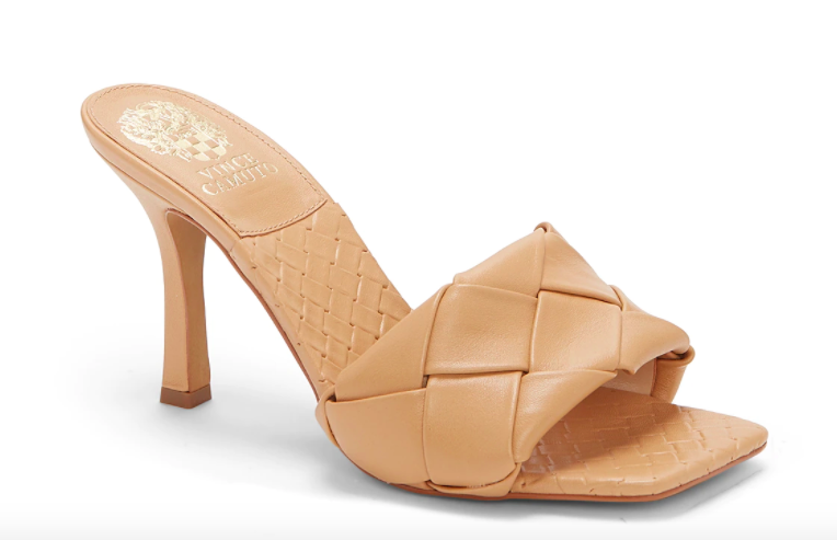 Vince Camuto, mules, sandals