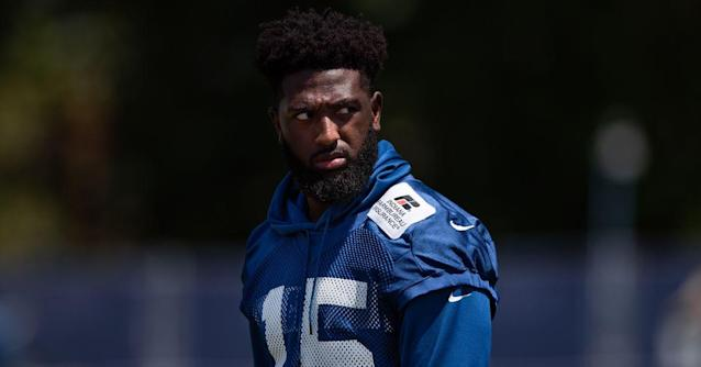 Missed Time Costly for Colts Rookie WR Parris Campbell